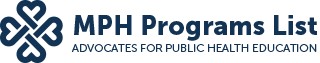 MPH Programs List Advocates for public health education - logo